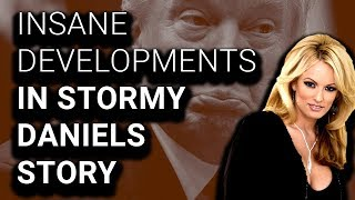Download Stormy Daniels' Lawyer: Some Incidents Took Place During Trump Presidency Video