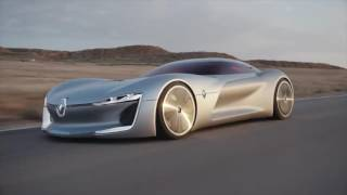 Download Tesla Killer: The Renault Trezor Electric SUPERCAR - November 2016 Video