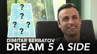 Download Is Scholes Man Utd's greatest midfielder? | Dimitar Berbatov's Ultimate 5-A-Side ⚽ Video