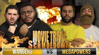 Download Team Movie Trivia Schmoedown - Wangers Vs Mega Powers Video