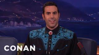 Download Sacha Baron Cohen's Deleted ″Borat″ Porno Shoot - CONAN on TBS Video