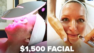 Download I Got A $1,500 Facial From The Future Video