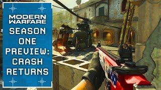 Download Modern Warfare: SEASON 1 NEW MAP ″CRASH″ EARLY GAMEPLAY Video