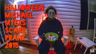 Download Halloween Michael Myers Scare Prank 2015 Video