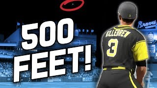 Download 500 FOOT MOONSHOT HOMER! - MLB The Show 17 Battle Royale Video