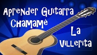 Download canciones faciles para guitarra Chamamè La Villerita Video