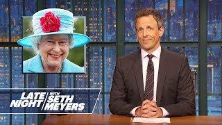 Download Trump Derangement Syndrome, Queen Elizabeth's Broach - Monologue Video