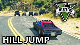 Download GTA V - Fast and Furious 7 Hill Jump Scene Video
