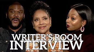 Download A Fall From Grace Interview   Tyler Perry, Phylicia Rashad, Bresha Webb & Crystal Fox   Wig Choices Video