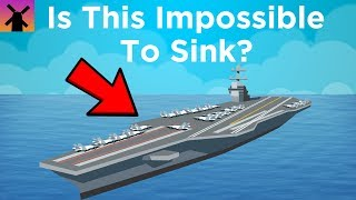 Download Why It Might Be Impossible to Sink This $13 Billion Ship Video
