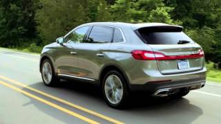 Download 2016 Lincoln MKX review from Family Wheels Video