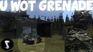 Download U WOT GRENADE?! (DayZ Standalone) Video