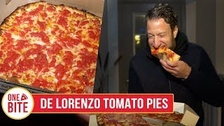 Download Barstool Pizza Review - De Lorenzo's Tomato Pies (Robbinsville, NJ) Video