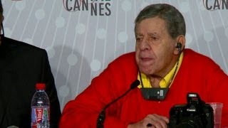 Download Jerry Lewis 'bothered' by female comics Video