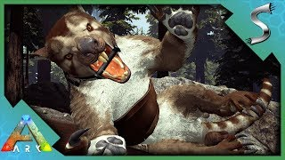 Download THYLACOLEO TAMING! CLIMBING & AMBUSHING! - Ark: Survival Evolved [S3E61] Video