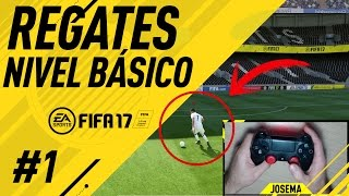 Download FIFA 17 REGATES BÁSICOS TUTORIAL | REGATES EFECTIVOS PS4 | COMO REGATEAR TUTORIAL Video