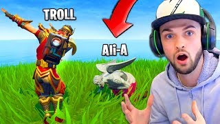 Download Ali-A TROLLED BY EPIC GAMES (TWICE)... in Fortnite: Battle Royale! Video