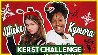Download MEGA KERST CHALLENGE MET KYMORA EN WIEKE Video