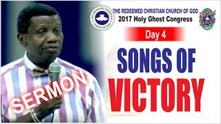 Download Pastor E.A Adeboye Sermon @ RCCG 2017 HOLY GHOST CONGRESS #Day4 Video