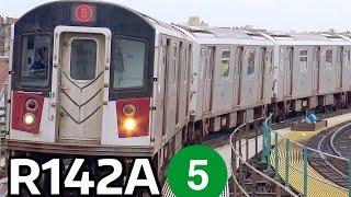 Hmmsim Secial: R142a 6 Train ride from PBP to Westchester Sq(Big