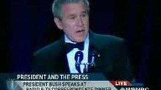 Download George W Bush Stand Up Comedy (Really Funny!) Video