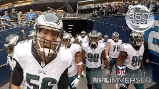 Download Eagles Defensive Line (360 Video)   Ep. 1   NFL Immersed Video