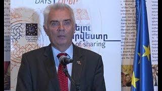 Download Հայերը կարող են հպարտանալ. տեղի ունեցավ Հայաստանում Եվրոպական Ժառանգության օրերի պաշտոնական բացումը Video