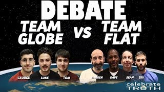 Download History Making FLAT EARTH vs SCIENTISTS Debate Video