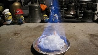 Download Make Your Own Gelled Alcohol Fuel aka ″Flaming Snowball″ Video