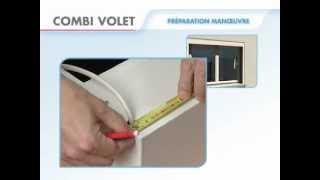 Download Volet roulant, électrique, filaire, pose renovation, enroulement interieur - Cotevolet.fr Video