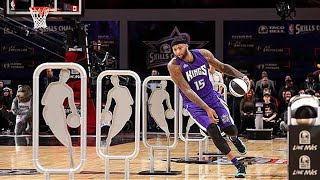 Download NBA Skills Challenge Fails Video