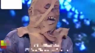 Download رامز جلال يقتحم الاستديو ويفزع المذيعه لبنى عسل على الهواء مباشرة مجنون ههههه 2016 Video