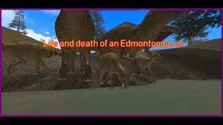 Download Roblox|Era of Terror| Life and Death of an Edmontosaurus| Video