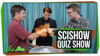 Download SciShow Quiz Show: Why Humans Are Weird! Video