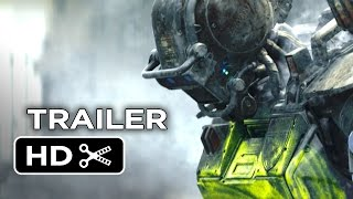 Download Chappie Official Trailer #2 (2015) - Hugh Jackman, Sigourney Weaver Robot Movie HD Video