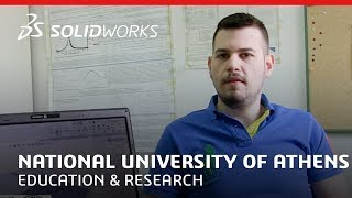 Download NTUA Education and Research - SOLIDWORKS Video