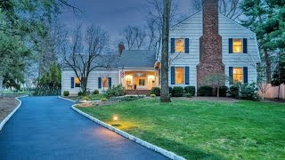 Download Gracious Dutch Colonial Home in Short Hills, New Jersey Video