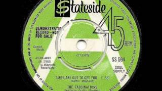 Download THE FASCINATIONS - Girls Are Out To Get You Video