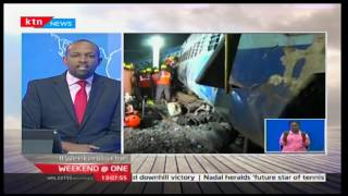 Download Weekend@One: At least 32 die after an Express Train derails in Andhra Pradesh-India Video