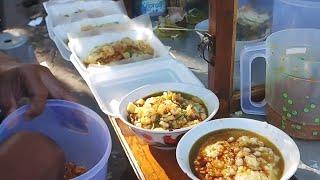 Download PAGI PAGI SUDAH ANTRI!!! BUBUR AYAM - INDONESIAN STREET FOOD Video