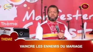 Download C'PAQUE 2017 - Vaincre les ennemis du mariage - Pasteur Marcello Tunasi Video