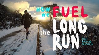 Download WHAT to EAT on a LONG RUN | Trail Running Tasmania Video