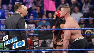 Download Top 10 SmackDown LIVE moments: WWE Top 10, Mar. 28, 2017 Video
