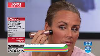 Download HSN | Luminess Beauty / Virtue Haircare Premiere 01.17.2018 - 02 PM Video