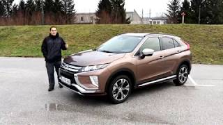 Download Mitsubishi Eclipse Cross 2018 review Video