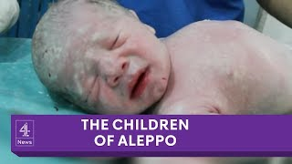 Download Inside Aleppo: A new life in a deadly city Video