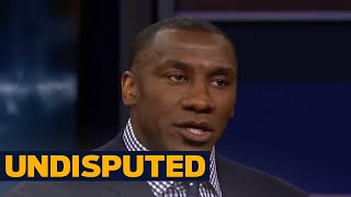 Download Shannon Sharpe: 'If we are one nation, why are we treated so unequal?' | UNDISPUTED Video
