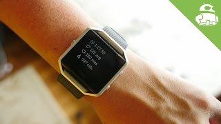 Download Fitbit Blaze Review Video