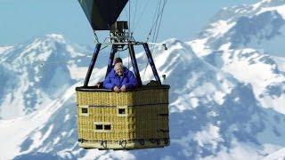 Download Attenborough Flies Over Alps | Planet Earth II Video