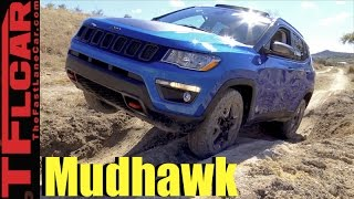Download 2017 Jeep Compass On and Off-Road Review: How Mud-Worthy is the Trailhawk? Video
